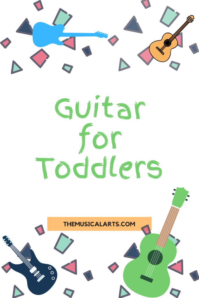 guitar for toddlers